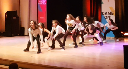 Streetdance toernooi