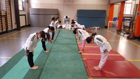 judo clinic
